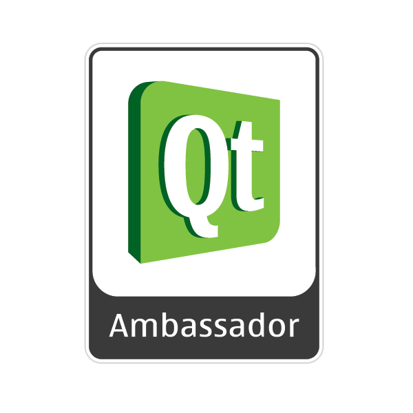 Official Qt Ambassador